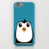 iPhone & iPod Case featuring Penguin by Pig's Ear Gear