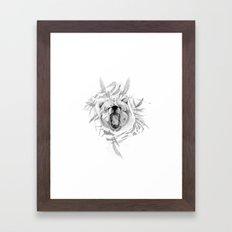 B34R (Bear) Framed Art Print