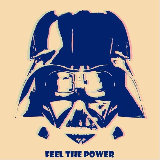 Feel The Power Art Print