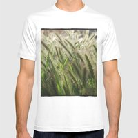 Soft Breeze Mens Fitted Tee White SMALL