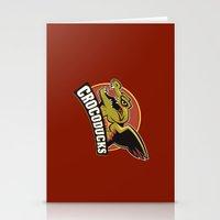 Crocoducks Stationery Cards