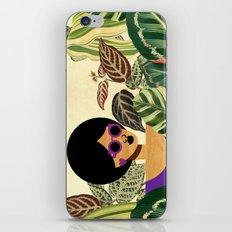 Bayou Girl IV iPhone & iPod Skin