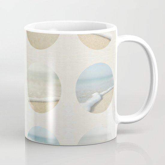 Beach Print Mug