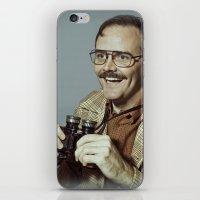 I.am.nerd. :: Danforth F… iPhone & iPod Skin