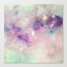 The colors of the galaxy Canvas Print