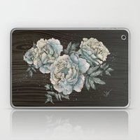 Peony Wood Laptop & iPad Skin