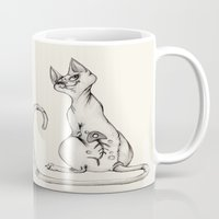 Cats With Tats V.1 Mug
