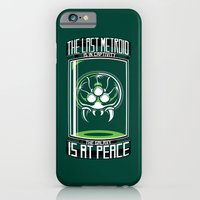 iPhone & iPod Case featuring The Last Metroid by Daniel Delgado