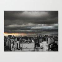 Dark Sky SP Canvas Print