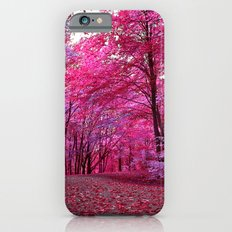 purple forest IV iPhone 6s Slim Case