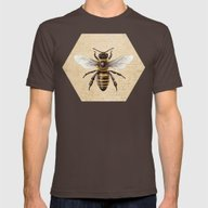 T-shirt featuring Bee by Paper Skull Studios