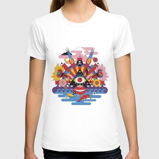 J-pop T-shirt