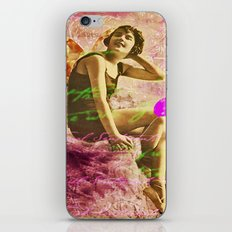 Beach Beauty iPhone & iPod Skin