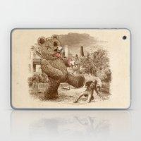 Teddy's Back! Laptop & iPad Skin