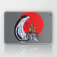 Aang in the Avatar State Laptop & iPad Skin