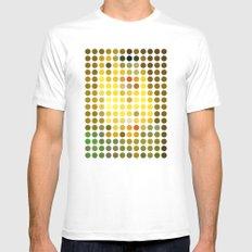 Gustav Klimt Remixed (2009) Mens Fitted Tee White SMALL