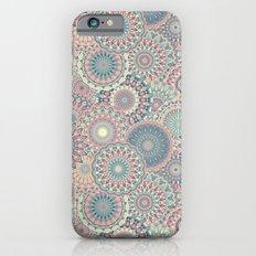 Mandala (Floral 002) Slim Case iPhone 6s