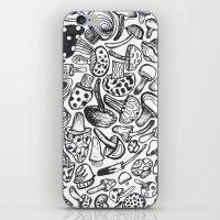 Mushmania iPhone & iPod Skin