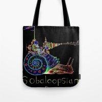 Sobaloopsian Tune-Dragoo… Tote Bag