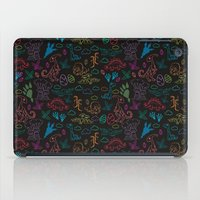 Dinosaur iPad Case