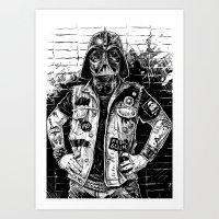 Problem Child (Star Wars… Art Print