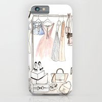 iPhone & iPod Case featuring Closet by Vanessa Datorre
