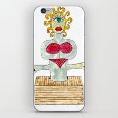 THE CREATURE iPhone & iPod Skin