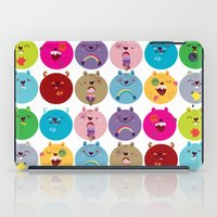 Cute bunnyballs iPad Case