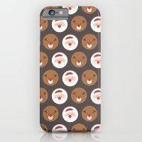 Day 19/25 Advent - Santa… iPhone 6 Slim Case