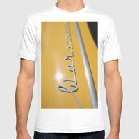 Warszawa Mens Fitted Tee White SMALL