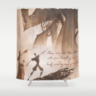 The Tale Of Three Brothe… Shower Curtain