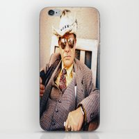 Jimmy iPhone & iPod Skin