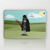 I am your Farmer Laptop & iPad Skin