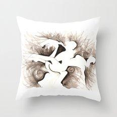 MOMENTO Throw Pillow