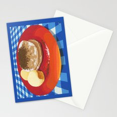 Pancakes Week 15 Stationery Cards