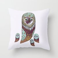 who sings lullaby Throw Pillow