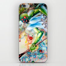 Architect of Prehysterical Myth iPhone & iPod Skin