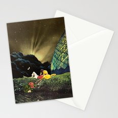 Postcard from New Iceland Stationery Cards