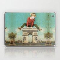 Parisian Leapfrog  Laptop & iPad Skin