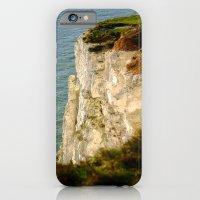 Bright White Cliffs  iPhone 6 Slim Case