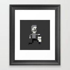TRICK OR TREAT / CALAVER… Framed Art Print