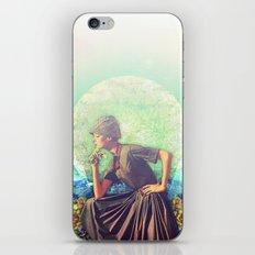 The Thinker iPhone & iPod Skin