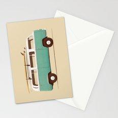 Blue Van Stationery Cards