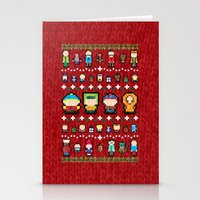 Sweater Park Stationery Cards