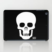 EYE SKULL iPad Case