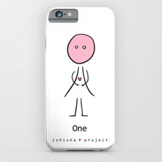One by ISHISHA PROJECT Slim Case iPhone 6s