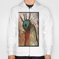 Wretched Zombie Filth Hoody