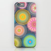 iPhone & iPod Case featuring SpiroSuperNova by Groovity