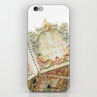 It Was All A Dream iPhone & iPod Skin