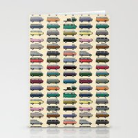 Camper Van Stationery Cards